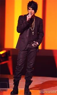 Adam Lambert (Photo: American Idol)