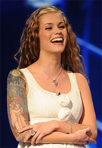 Megan Joy (Photo: American Idol)