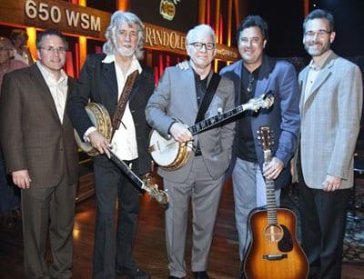 Pete Fisher, McEuen, Martin, Gill and Steve Buchanan