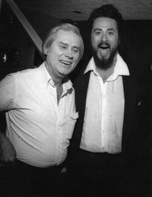 George Jones and Rick Schulman
