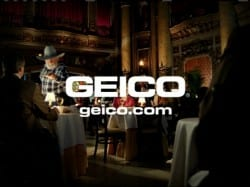 Click the image to view the GEICO commercial.