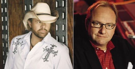 Toby Keith, Mark Wright