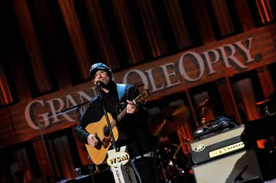 Kyle Petty making his Opry Debut