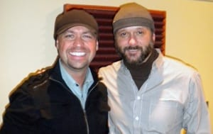 McGraw who stopped by CMT Radio Live studios last week.CMT RADIO LIVE WITH CODY ALAN recently kicked off 2010 by welcoming their newest affiliates, bring the total to 79 affiliates nationwide. CMT RADIO LIVE airs weeknights from 7:00 p.m. - 12:00 a.m. EST, live from CMT's state-of-the-art radio studio in downtown Nashville. Photo credit: Dingo O'Brien