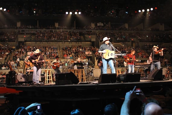 Alan Jackson Breaks San Antonio Rodeo Attendance Record