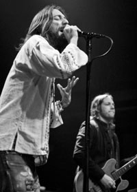Black Crowes. Credit: Rod Synder