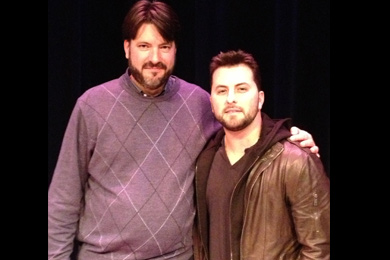 "Tyler Farr recently visited with WGNA PD Tom Jacobsen in Albany during his acoustic tour. Farr's ""Redneck Crazy is expected as an upcoming single from the Columbia Nashville singer."