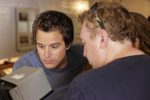 Pictured (L-R): Easton Corbin, Roman White. Photo credit: Stephen Shepherd