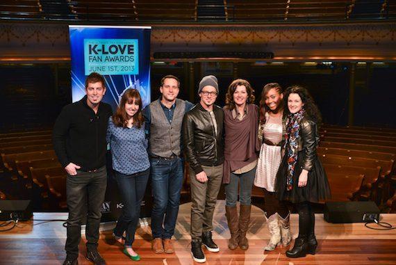 Nashville To Host K Love Fan Awards June 1 Musicrow