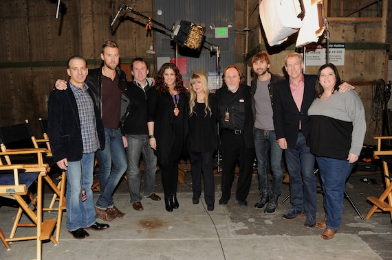 "CMT's ""Crossroads"" Presents: Stevie Nicks and Lady Antebellum"