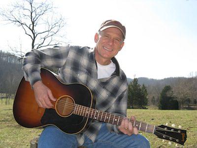 Nashville Songwriters Hall of Fame member Allen Shamblin.