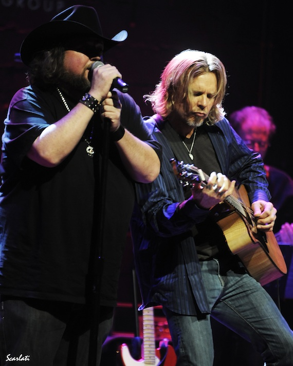 Jeffrey Steele and Colt Ford