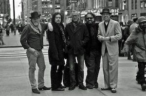 Pictured (L-R): Robert Reynolds, Eddie Perez, Paul Deakin, Raul Malo & Jerry Dale McFaddenPhoto: George M. Gutierrez