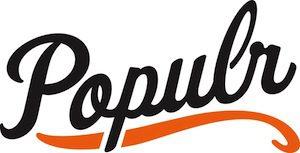 Populr Logo - Med