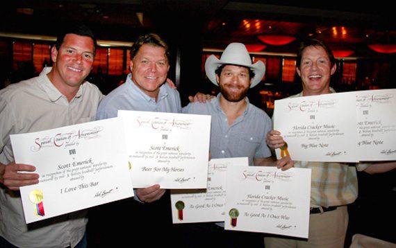 Scotty Emerick MillionAir award11
