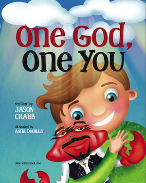 jason crabb children's book