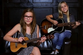 DISCovery Winners: Lennon and Maisy
