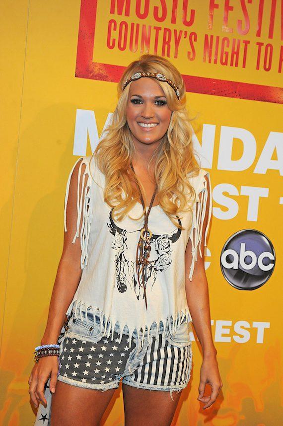 CMA Music Fest Carrie Underwood