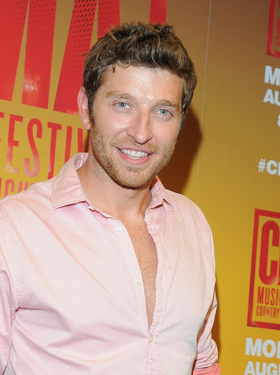 CMA Music Fest Night 3 Brett Eldredge