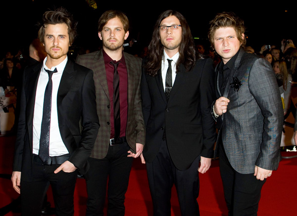 The Brit Awards 2009 - Red Carpet Arrivals