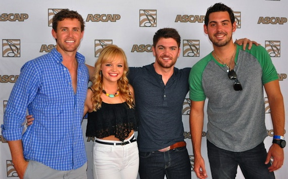 ascap cma buckle stage photo211111111