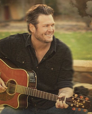 Blake Shelton – Boys 'Round Here (Celebrity Mix) Lyrics ...
