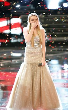 Danielle Bradbery wins 'The Voice.'