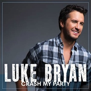 luke bryan crash my party album cover1111