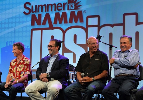 NAMM1--martin, zildjian, taylor daddario