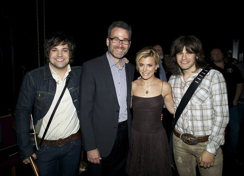 the band perry opry1