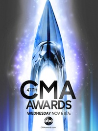"Artwork for ""The 47th Annual CMA Awards"""