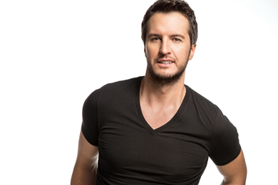 Luke Bryan. Photo: Joseph Llanes