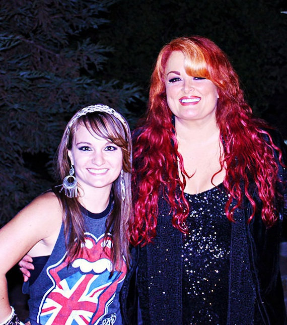 Pictured (L-R): Rachele Lynae and Wynonna
