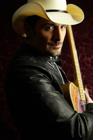 Brad Paisley. Photo: Jim Shea