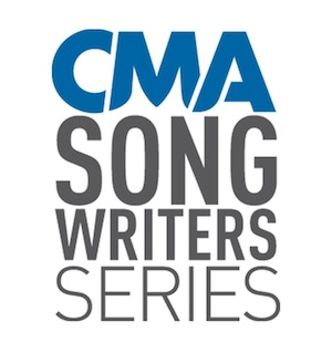 New CMA Songwriters Series logo