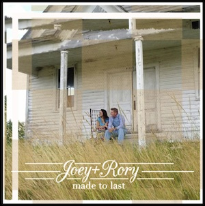 joey rory made to last1