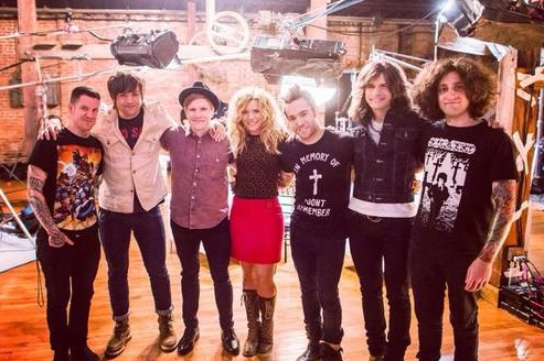 The Band Perry and Fall Out Boy