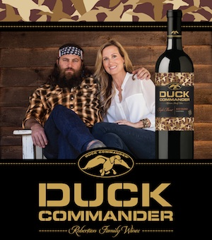 Duck Commander Willie and Korie Robertson Wines Hi-Res Photo111