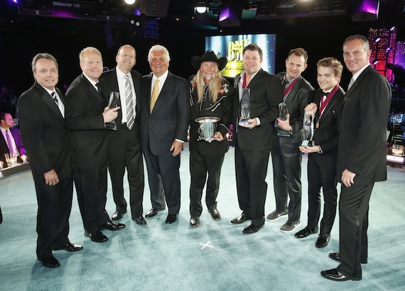 61st Annual BMI Country Awards - Show