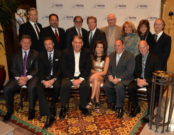 2013 Honorees & NATD Board of Directors. Photo: Rick Diamond/Getty Images
