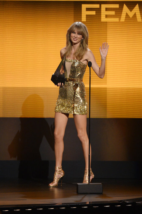 taylor swift american music awards win 111