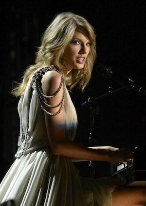 Taylor Swift's Grammy performance.