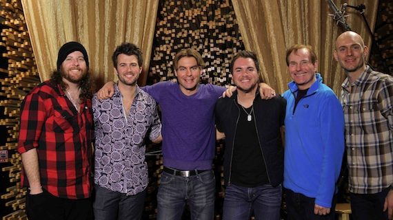 Eli Young Band with Stokes Nielson and Butch Waugh