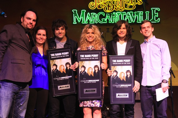 MusicRowPics: CRS CountryBreakout Awards