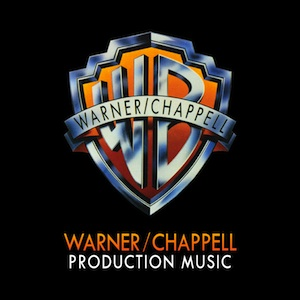 Warner Chappell Production Music BLACK Logo111