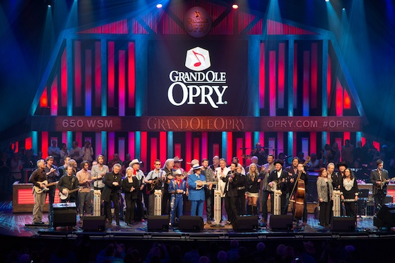opry 40th