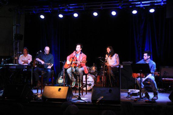 Cohen, DioGuardi, Harding, Slater perform