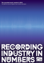 recording industry in numbers1