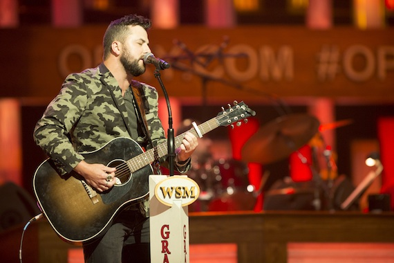 Tyler Farr. Photo: Chris Hollo