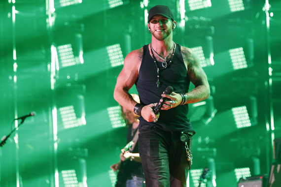 "Brantley Gilbert will perform during ""CMA Music Festival: Country's Night to Rock"" airing Tuesday, Aug. 5 on the ABC Television Network. Photo: Donn Jones/CMA"